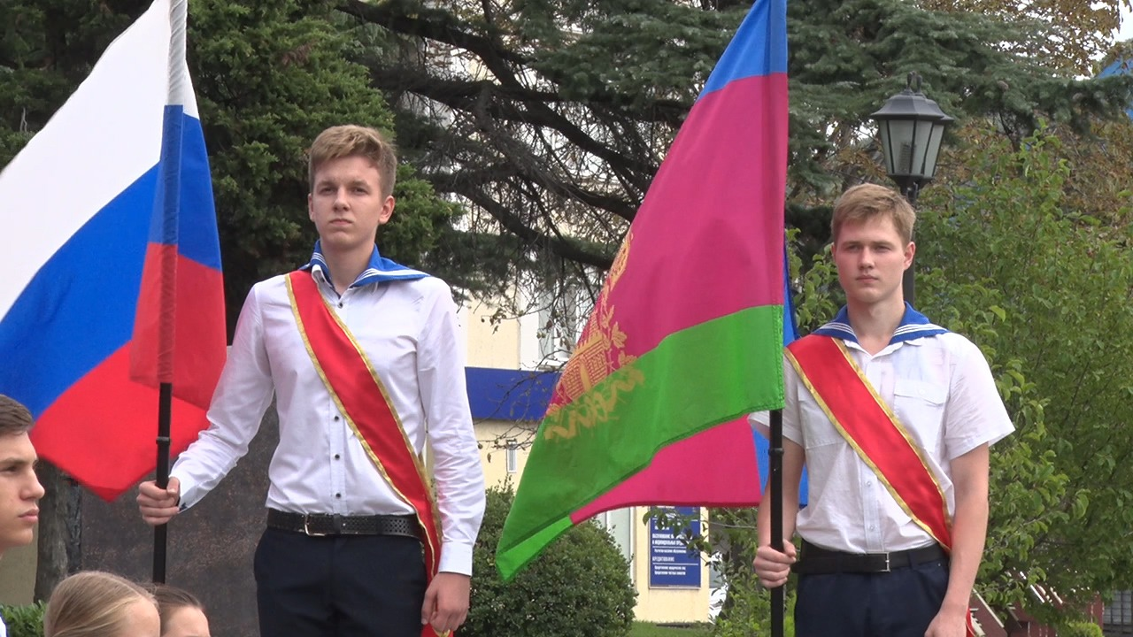 Первоклассников школы №6 торжественно посвятили в куниковцы