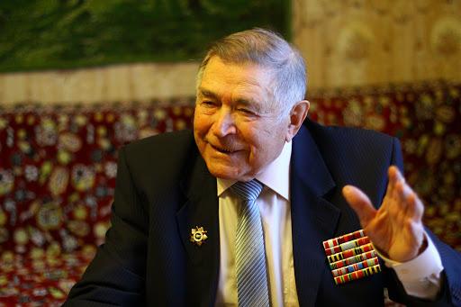 Михаилу Романовичу Воронову – 102 года!