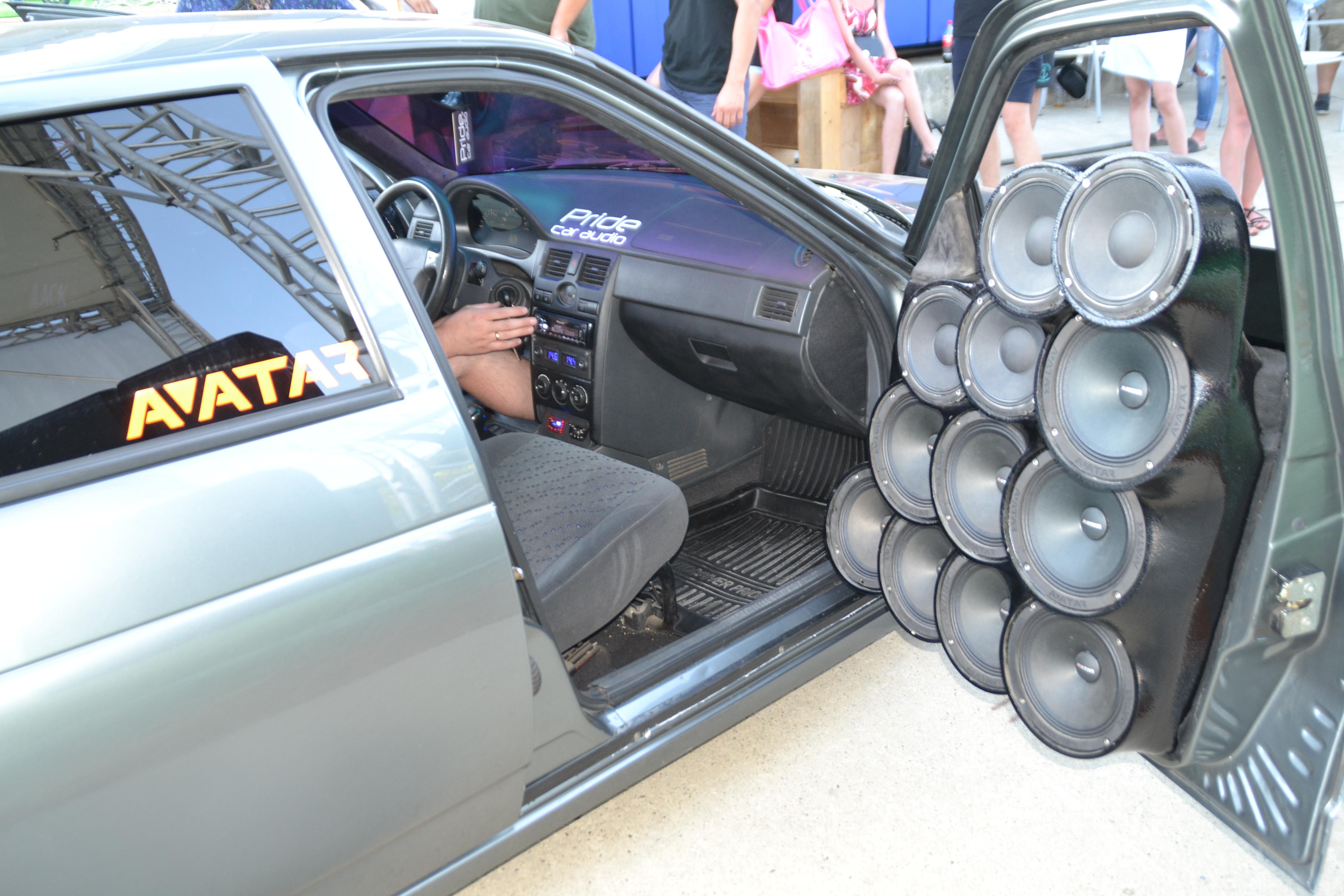 Соревнования по автозвуку и автотюнингу станут ежегодными в День города