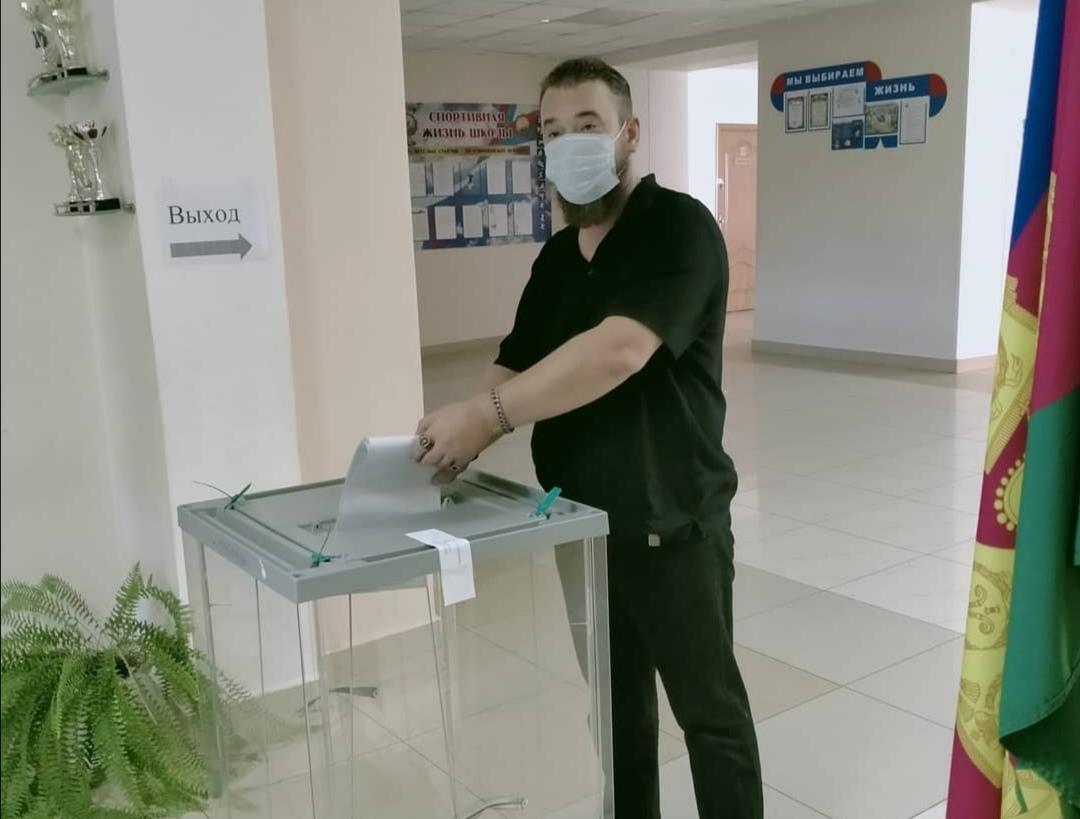 Второй день голосования