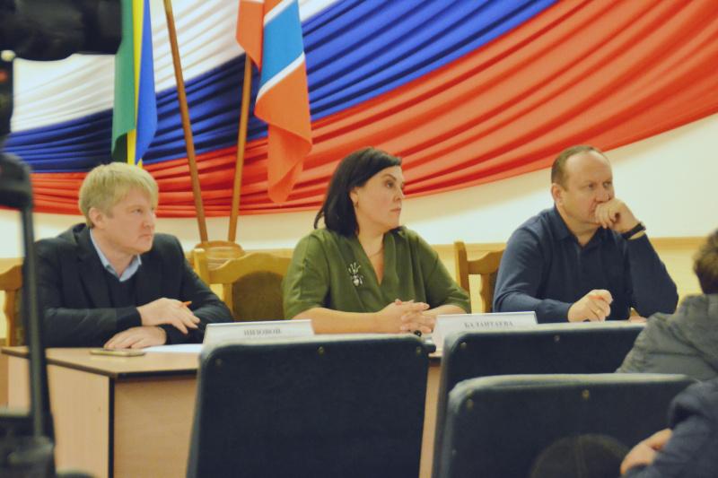 В Туапсе состоялся круглый стол на тему реформы обращения с ТКО