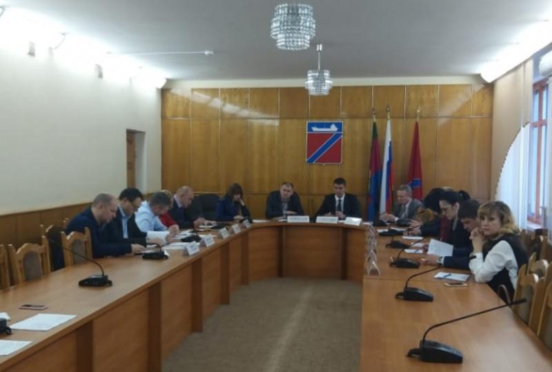 Совет депутатов города Туапсе назначил конкурс по отбору кандидатур на должность главы