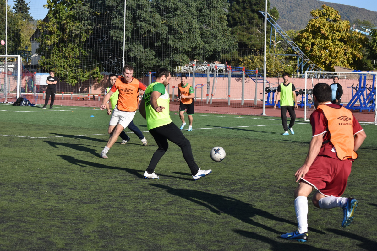 Чемпионат города Туапсе по мини-футболу