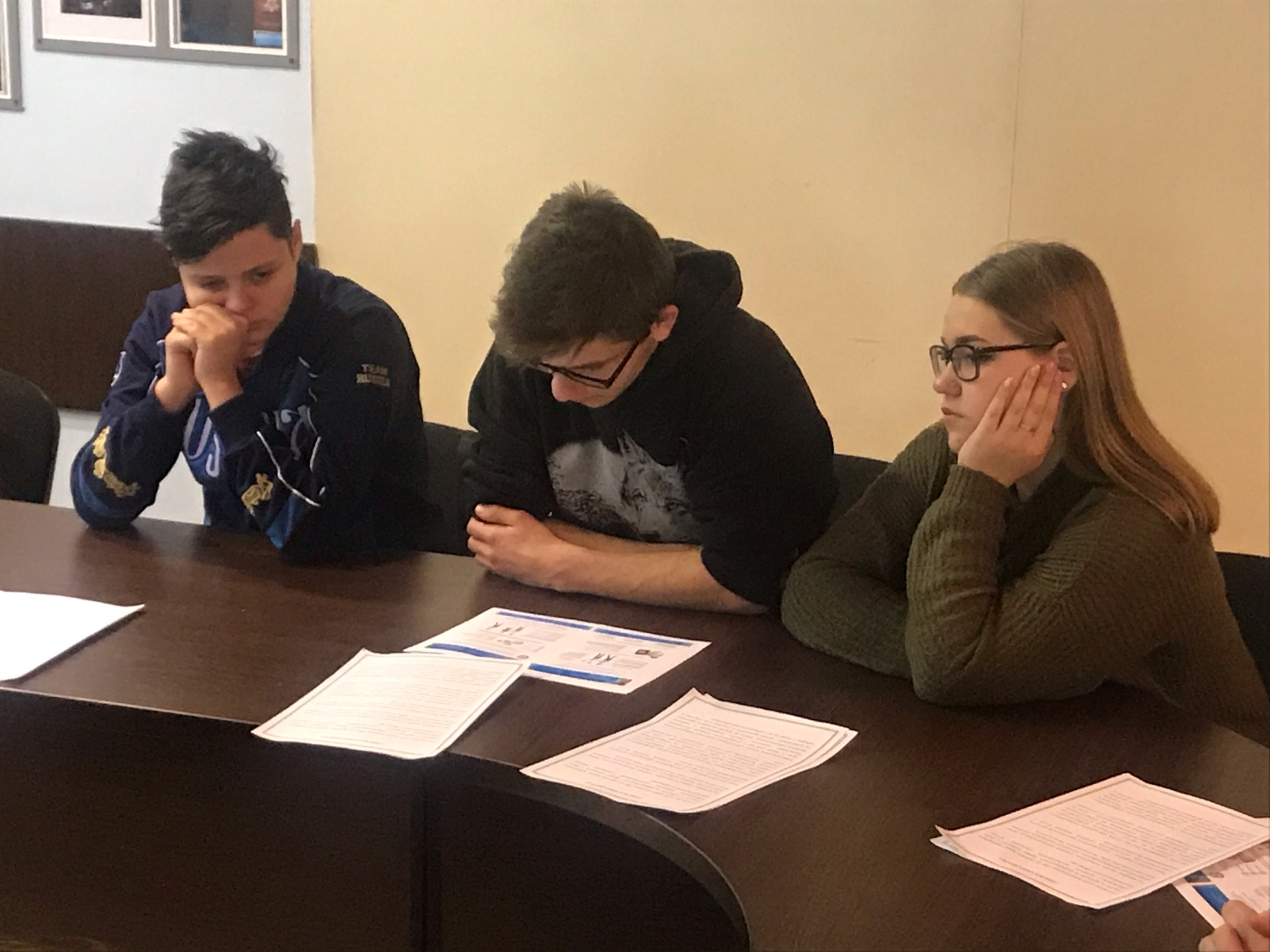 Молодежь Туапсе принимает участие в мероприятиях Месячника молодого избирателя