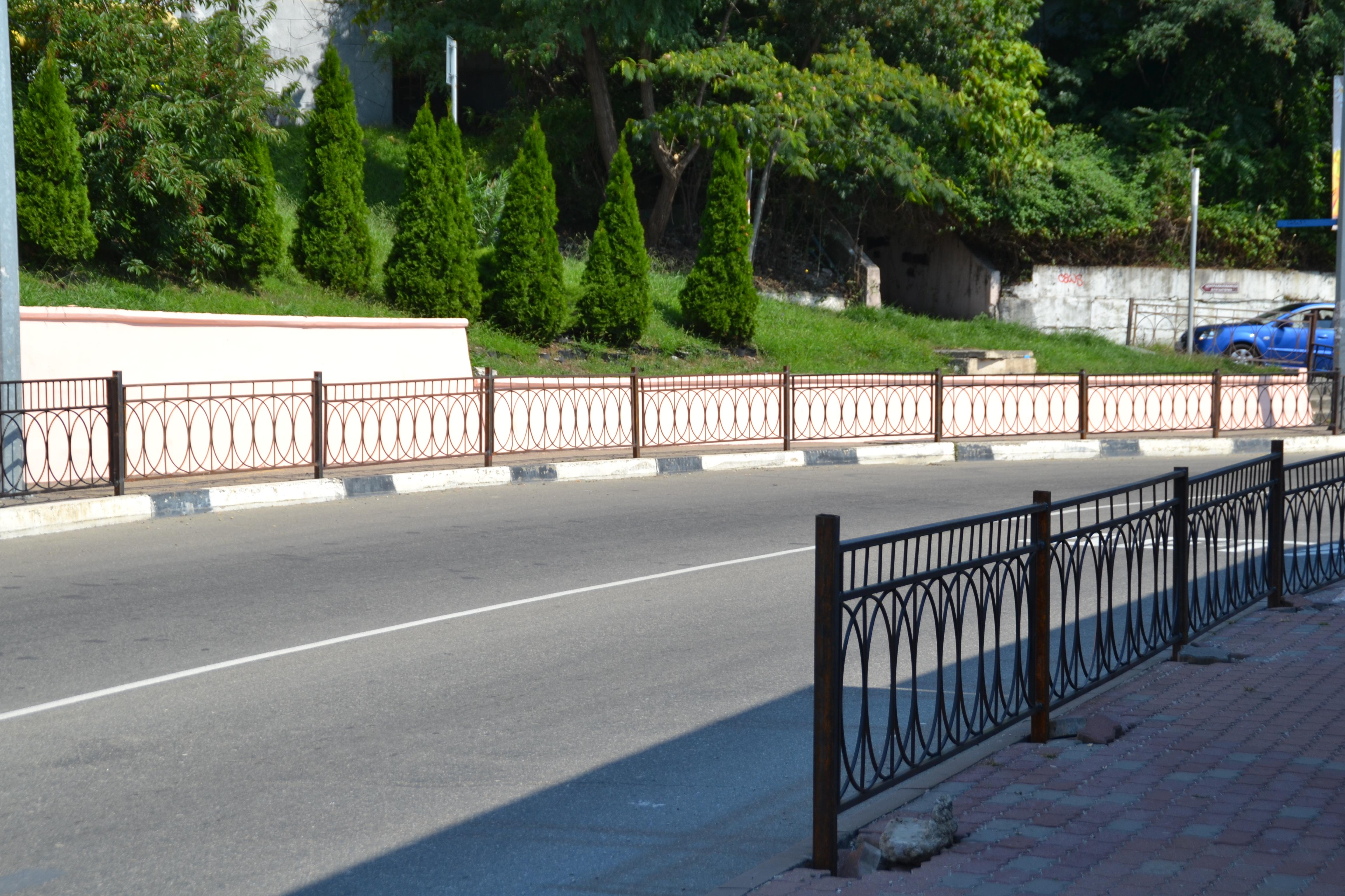 В Туапсе завершаются работы на ул. Горького