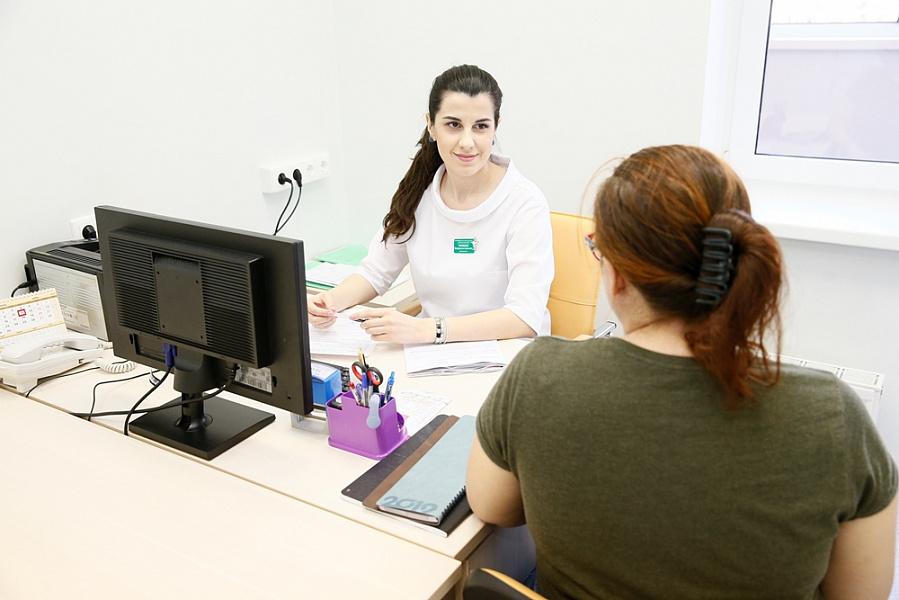 На Кубани проходит диспансеризация для переболевших COVID-19