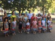 В подарок от депутатов  – наборы первоклассникам из многодетных семей Туапсе