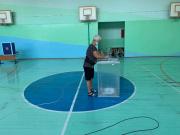 В Туапсе открылись избирательные участки