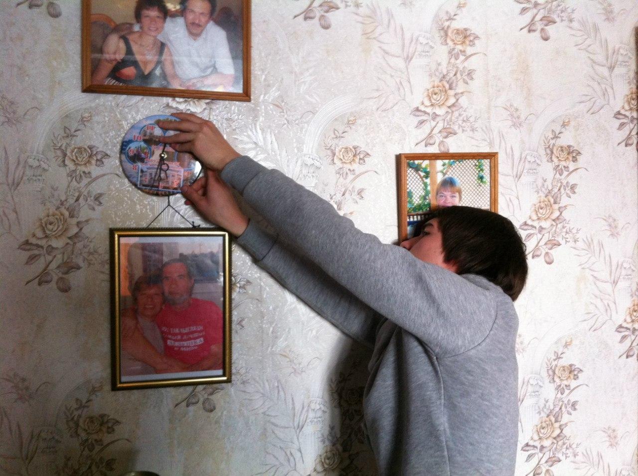 """МБУ ТГП """"Туапсинский городской молодежный центр"""" посетили ветерана Великой Отечественной Войны"""