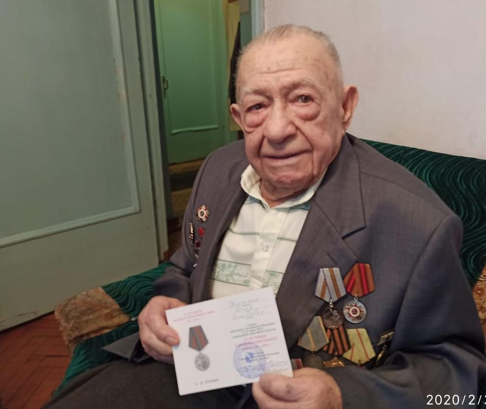 Туапсе чествует защитников Сталинграда