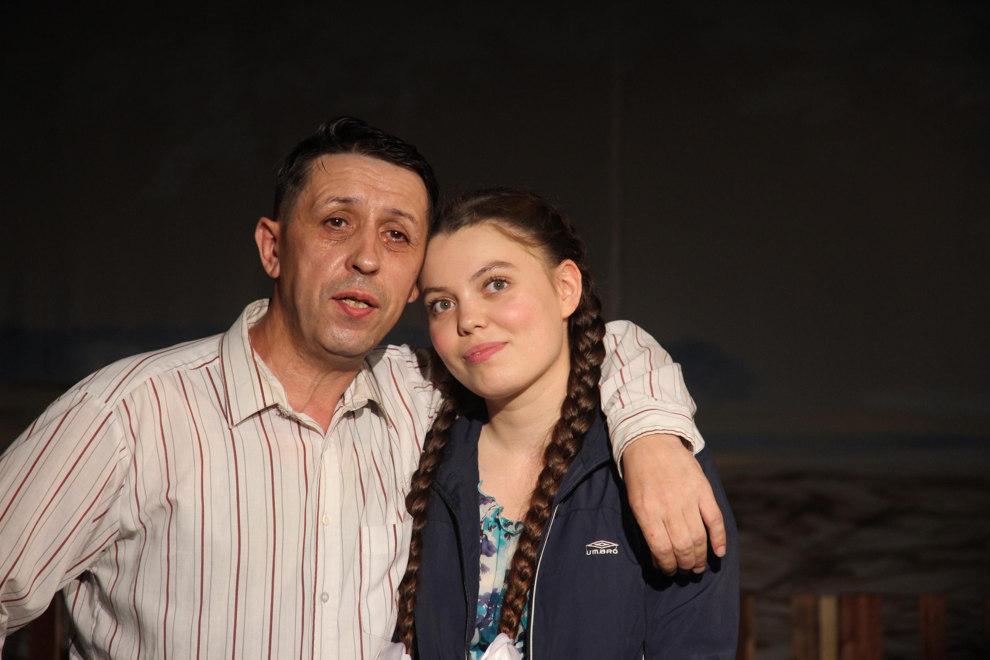 Любовь и голуби. Туапсинский театр юного зрителя вновь порадовал новым спектаклем!