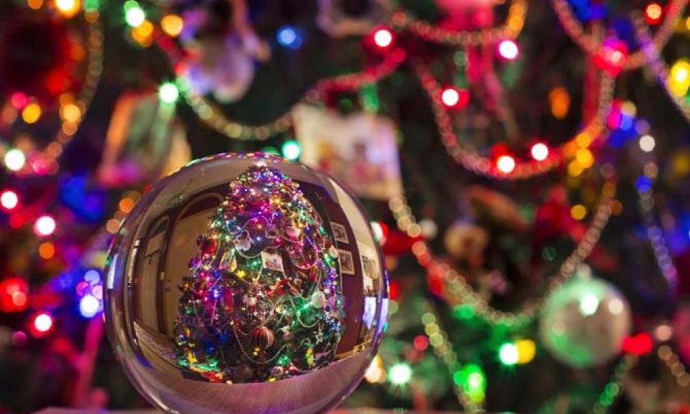 Новогоднее представление для детей из многодетных семей