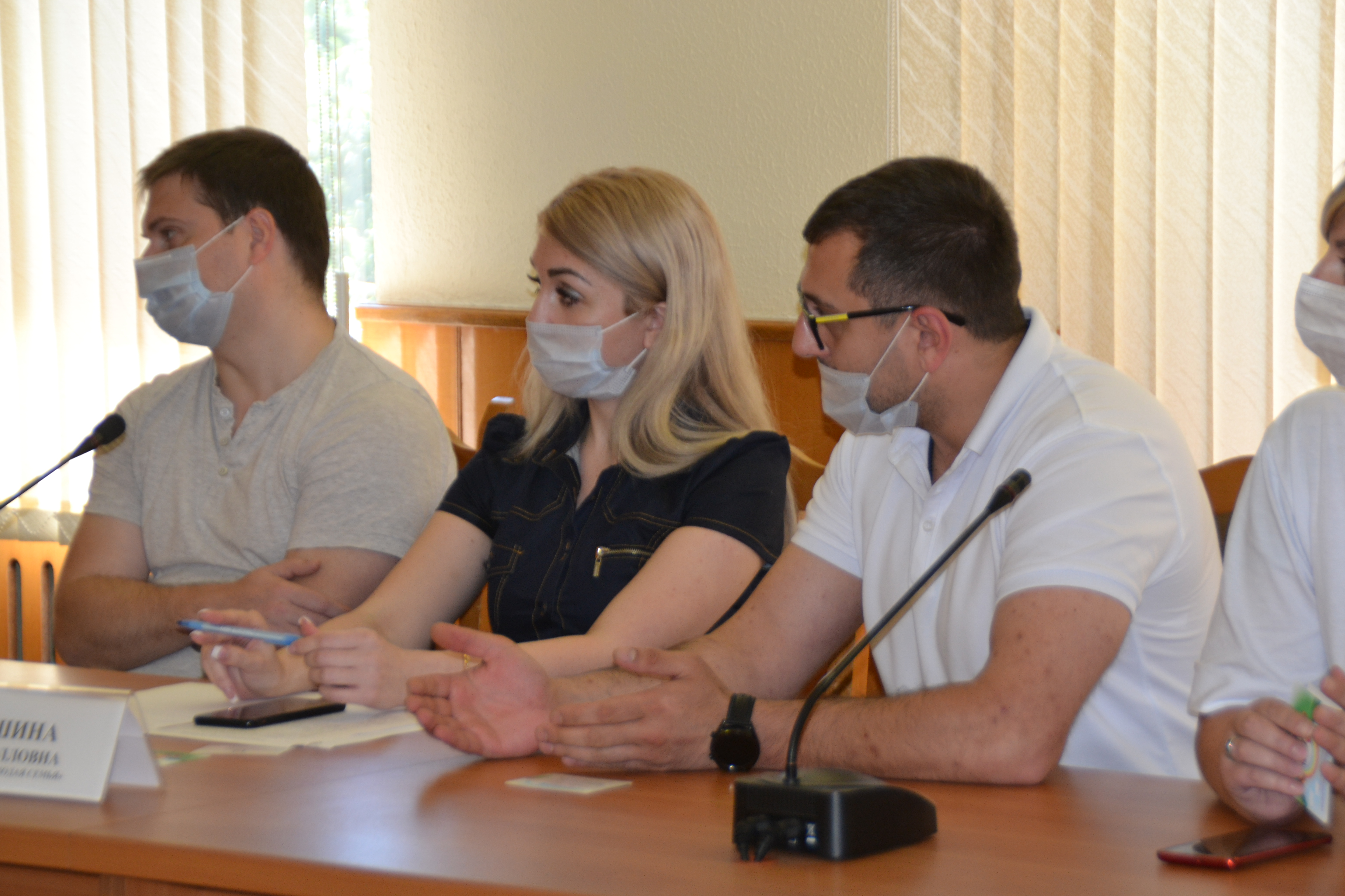 О проблемах семей с детьми - с Уполномоченным по правам ребенка в Краснодарском крае Татьяной Ковалевой