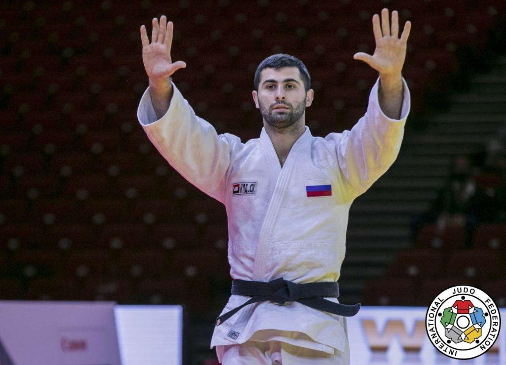 Туапсинец Михаил Игольников в составе сборной России по дзюдо поборется за медали на Олимпийских играх в Токио
