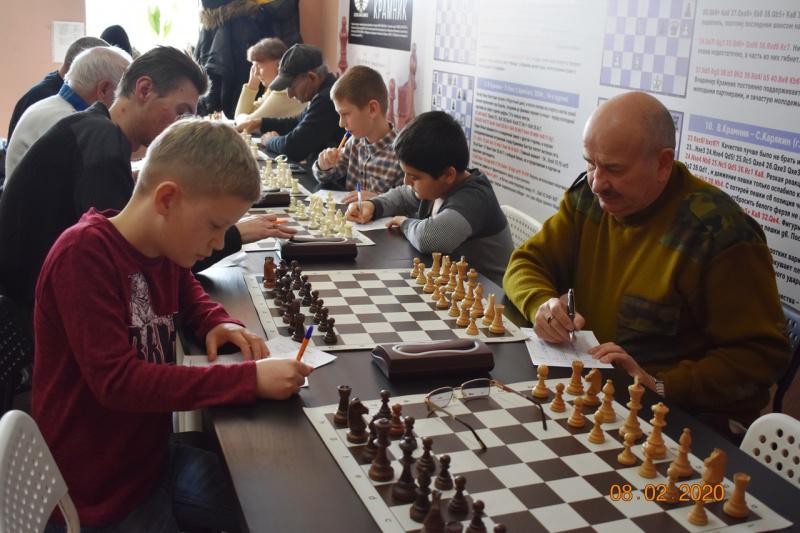 Чемпионат города по шахматам