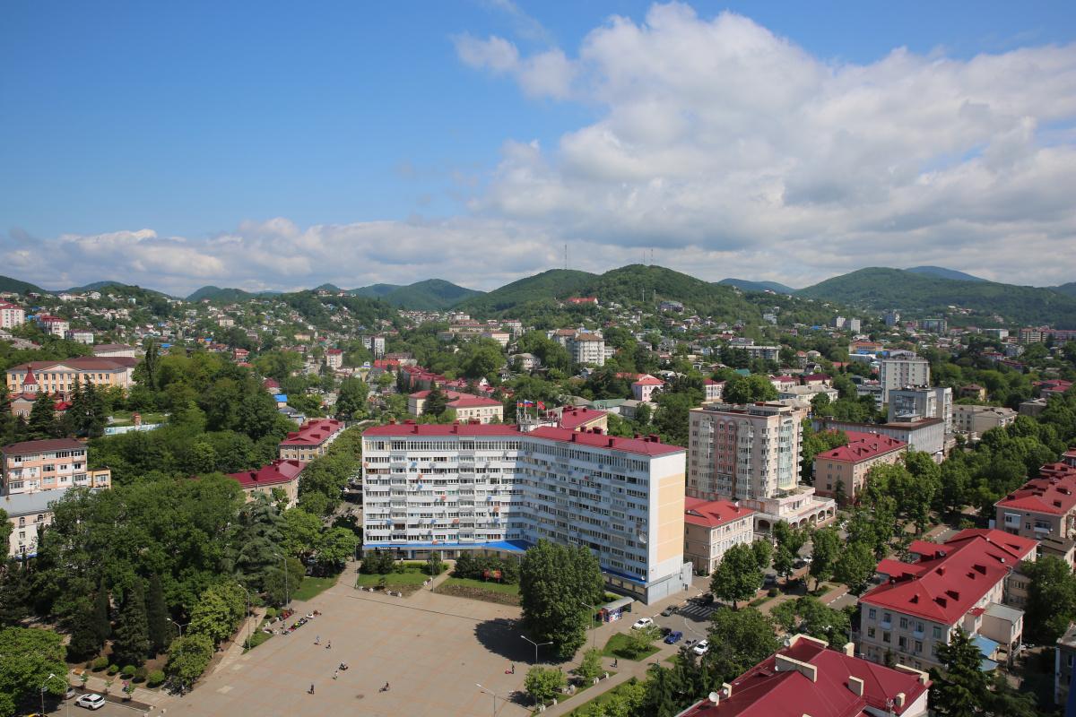 Город Туапсе участвует в федеральном этапе Всероссийского конкурса «Лучшая муниципальная практика»