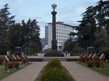 К 5 мая в Туапсе установят постаменты с именами ещё троих Героев Советского Союза