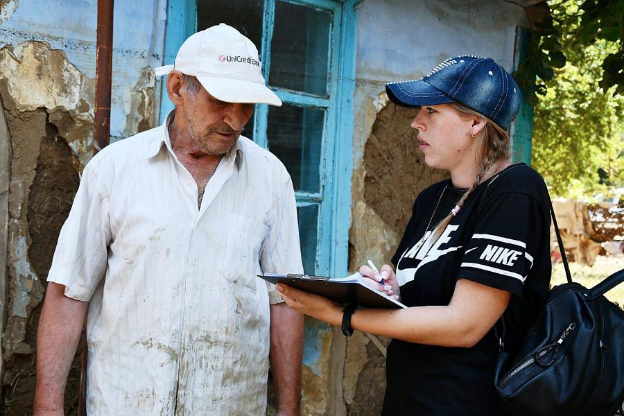 В шести районах Кубани начались выплаты пострадавшим из-за непогоды