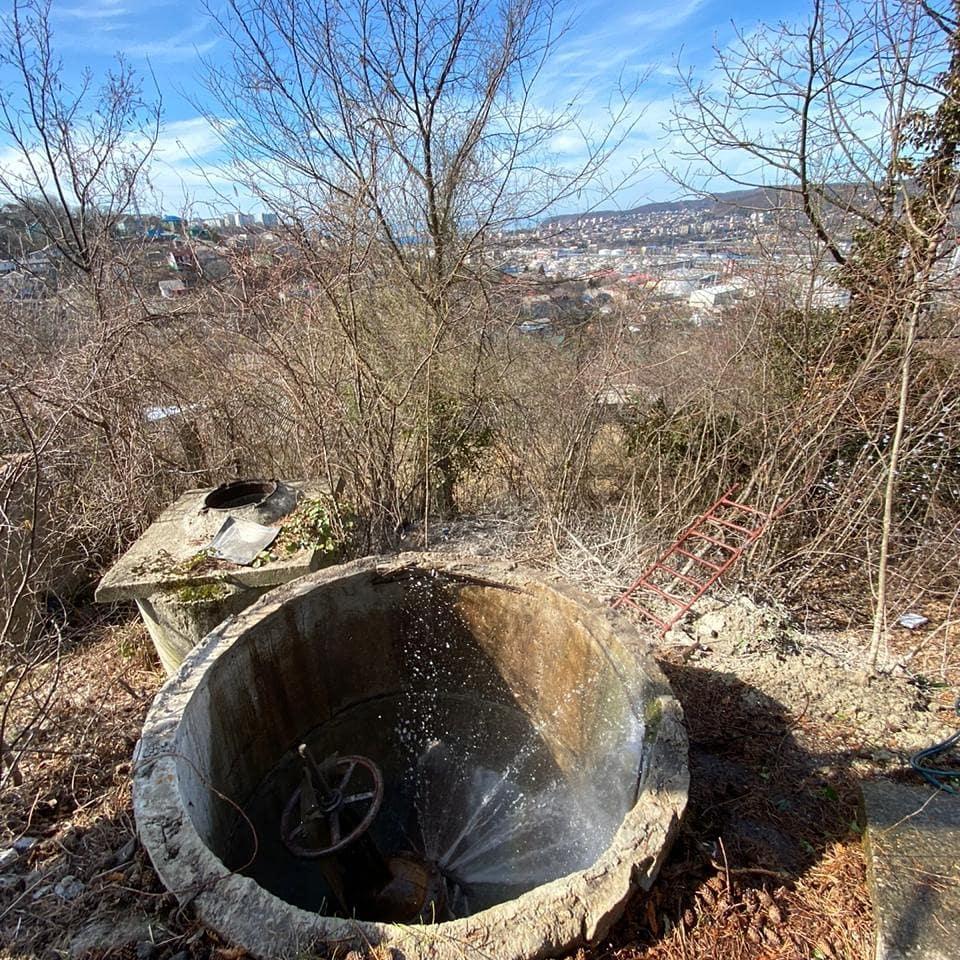 Ведутся восстановительные работы на объекте водоснабжения