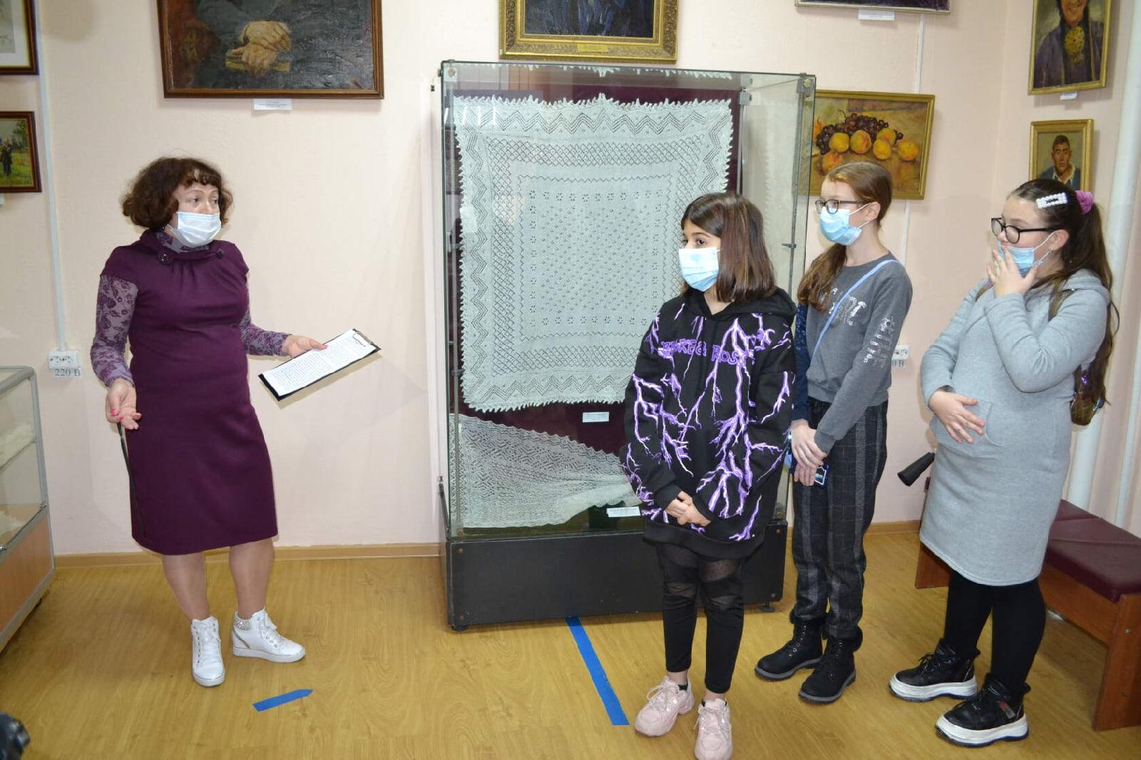 Музей им.Н.Г. Полетаева приглашает на новую выставку