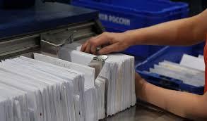 Почта России в Краснодарском крае начала использовать электронные почтовые марки