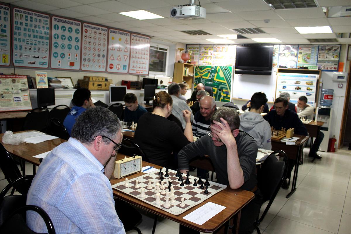 Первенство города Туапсе по шахматам