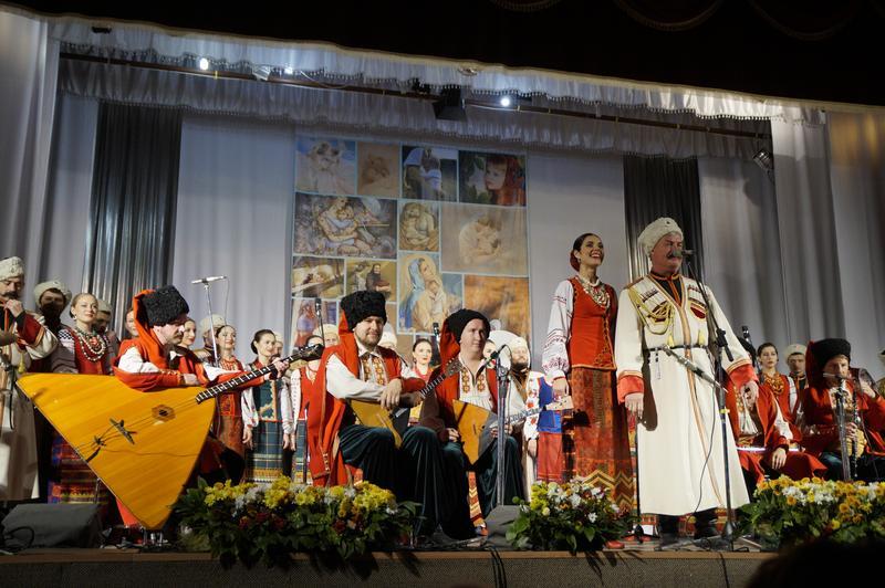 Творческая делегация отдела культуры города Туапсе приняла участие в торжественных мероприятиях