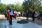 В память о защитниках Туапсе
