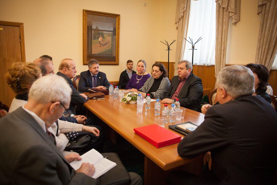 15 декабря 2016 года состоялось подписание соглашений с Бессмертным полком и ФНК БР