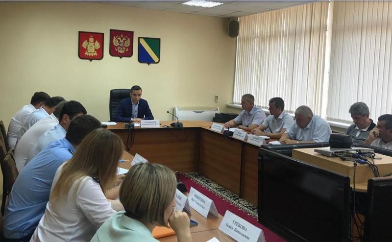 В Туапсинском районе создадут мониторинговую группу для контроля деятельности регоператора по вывозу ТКО