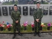 Всероссийский слёт поисковых отрядов городов воинской славы России