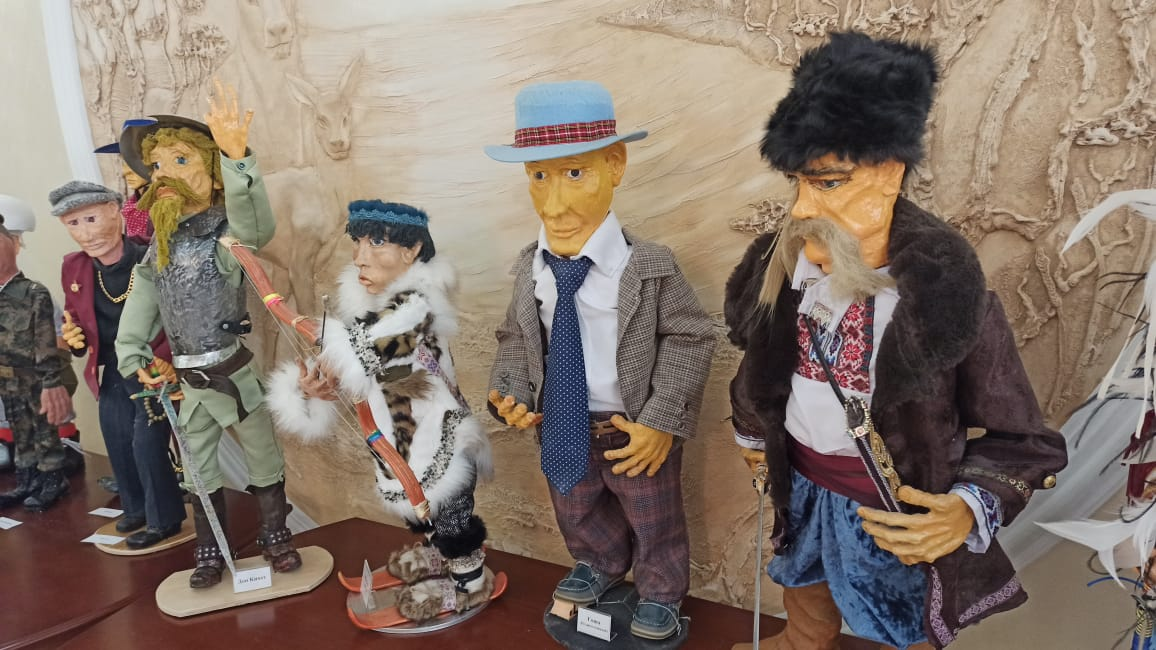 Туапсинцев приглашают посетить выставку интерьерной куклы ручной работы