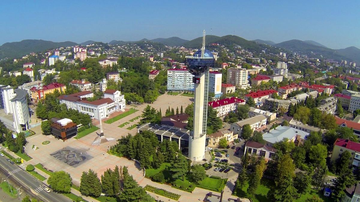 Город Туапсе стал победителем Всероссийского конкурса лучших проектов создания комфортной городской среды в малых городах и исторических поселениях