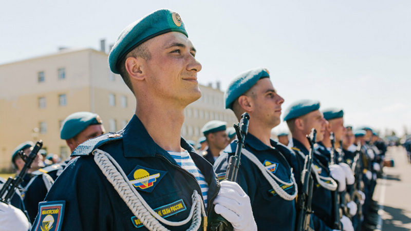 С Днём Воздушно-десантных войск!