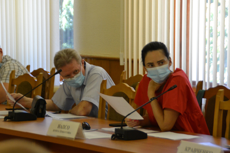 Состоялось 37-ое заседание Совета города Туапсе