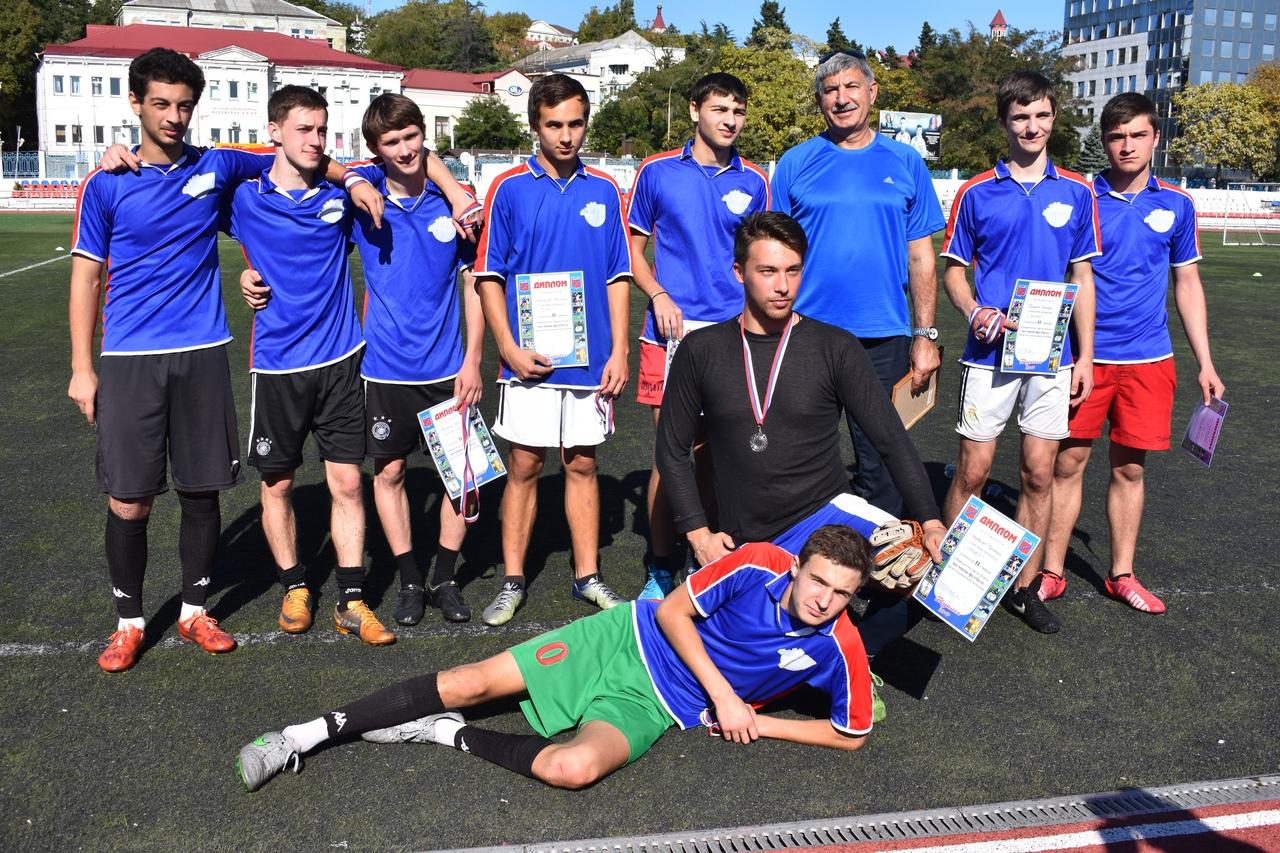 Команда ТСПК – победитель Первенства города по мини-футболу