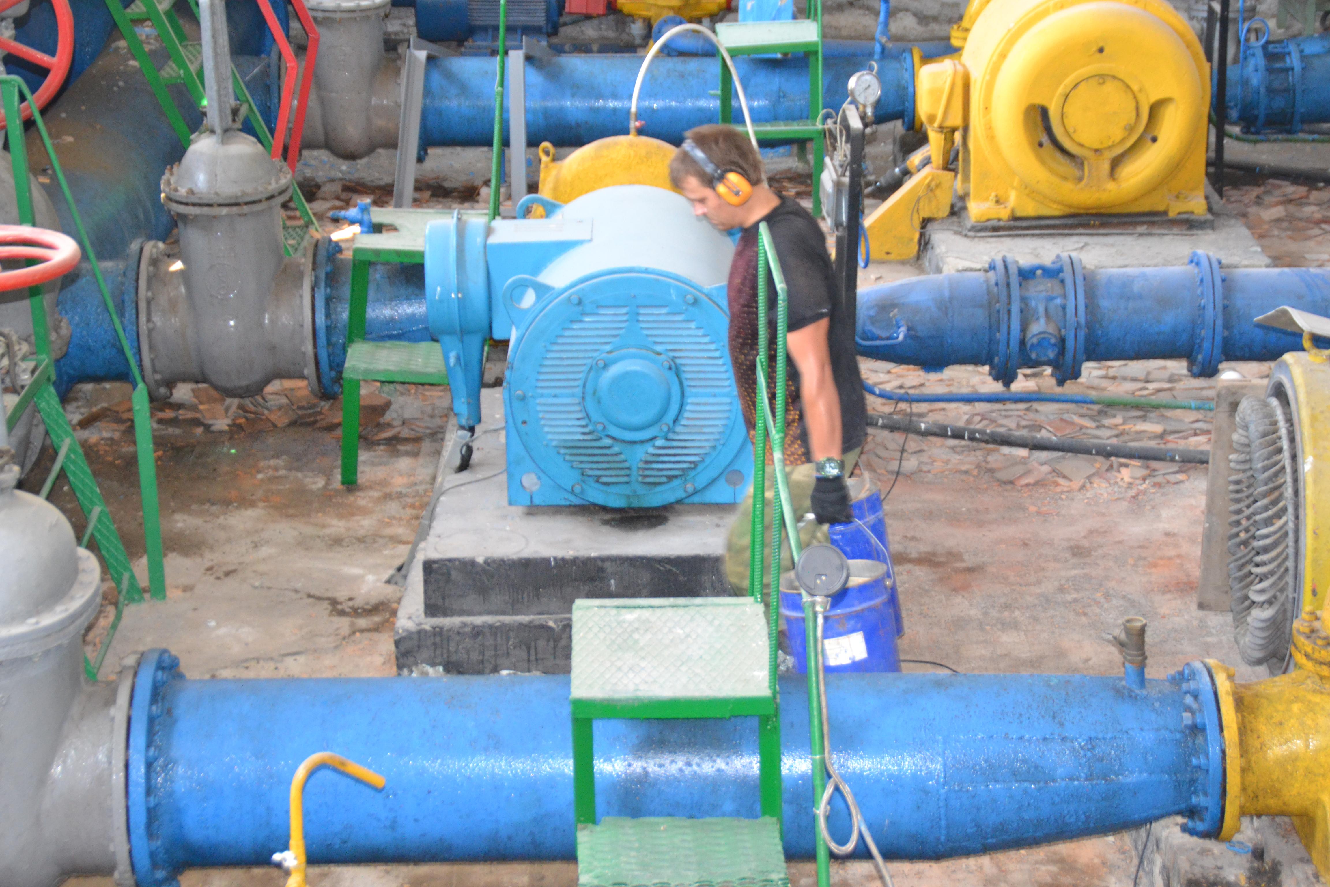 Для стабильного водоснабжения