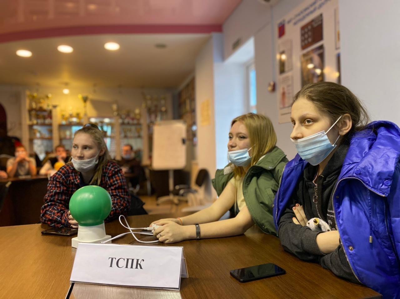 """""""БРЕЙН-РИНГ"""" СРЕДИ СТУДЕНЧЕСКИХ КОМАНД"""