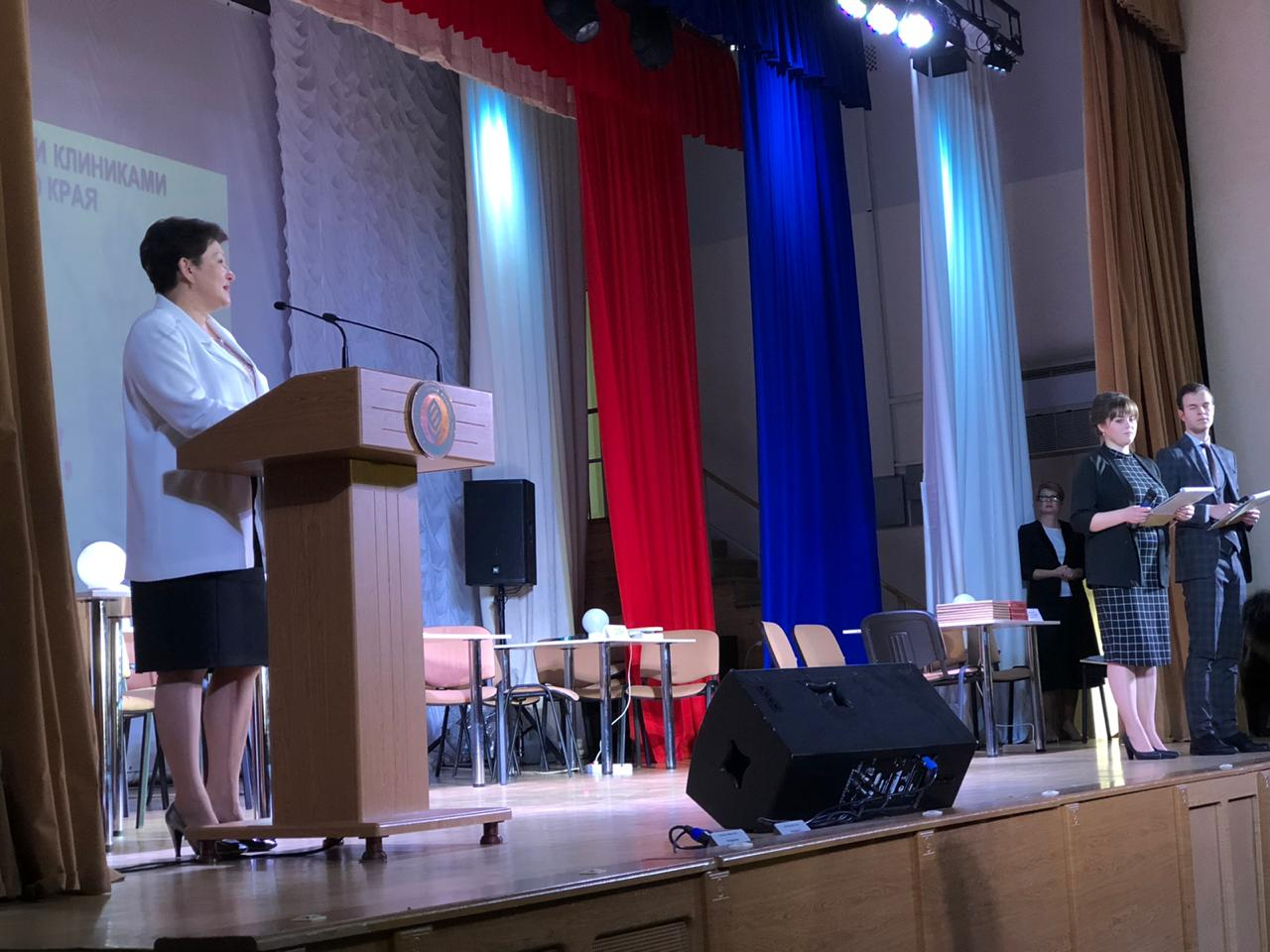 Туапсинцев наградили за успехи в «Семейном диктанте»