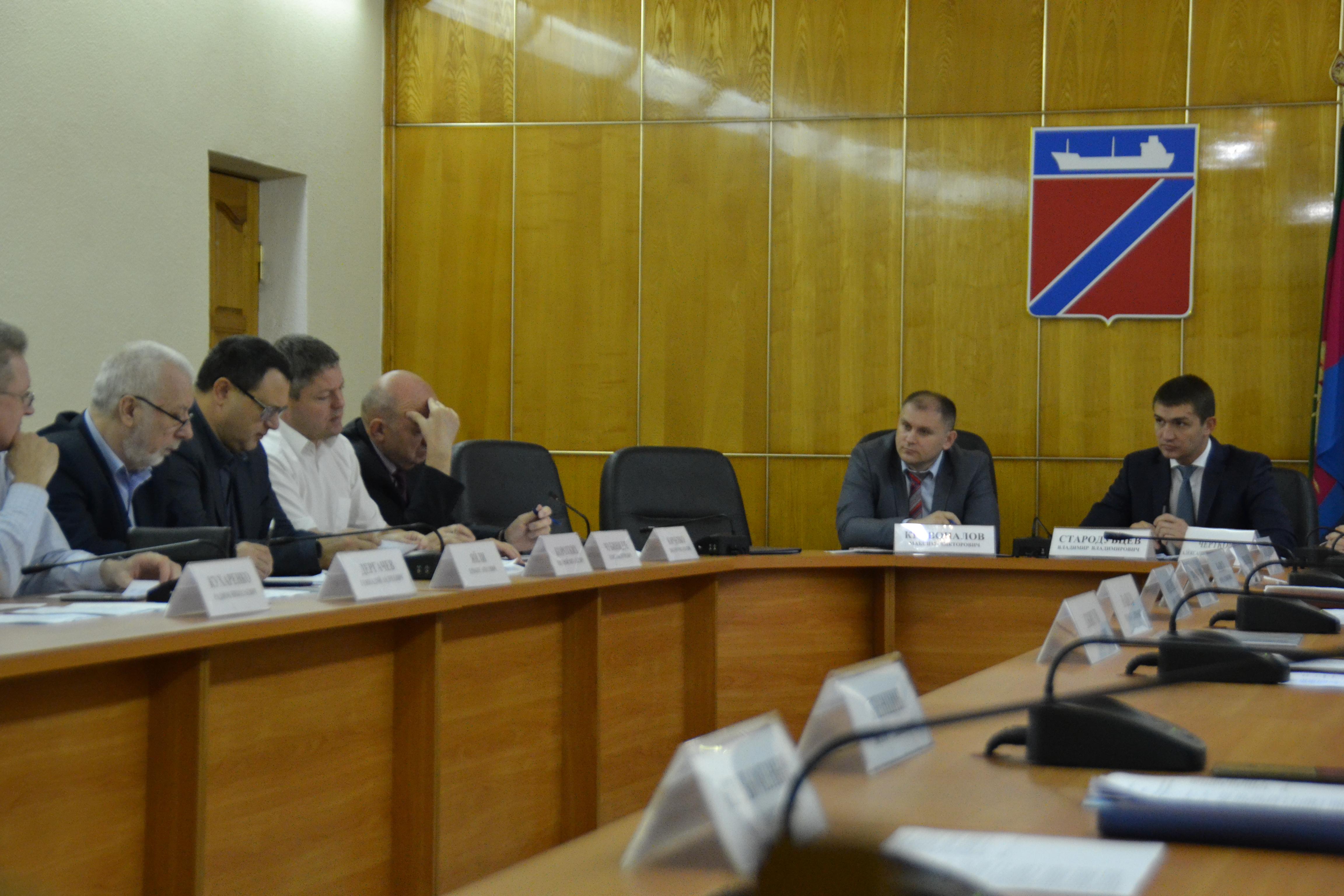 Состоялось 28 заседание Совета города Туапсе