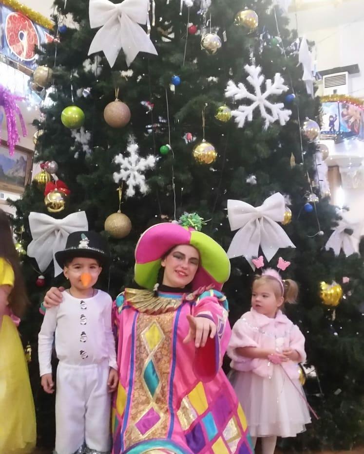 Приглашаем многодетные семьи города Туапсе за сладкими подарками!